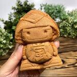 岡松屋 - 料理写真:嵐丸焼き(粒あん・こしあん各170円税込)
