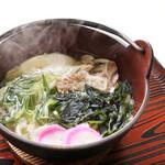 釜福うどん - 料理写真:美味しく食べれました。