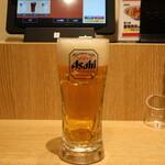 れんげ食堂 Toshu - 生ビール