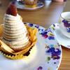 洋菓子のサフラン - 料理写真:モンブラン