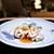 銀座 結絆 - 料理写真:雲子ぽん酢 結絆農園の長葱と水菜