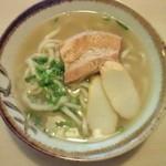 元祖大東ソバ - 2009年頃の大東そば(三枚肉)