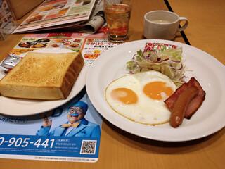 ガスト - モーニング~☆
