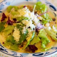パスタクラブフェローズ-ローストチキンのチーズクリームソース