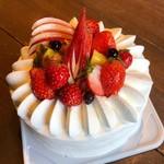 フランボワーズ - デコレーションケーキ