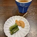 樂乃里 - お茶とつけもの