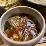 樂乃里 - 肉つけ汁