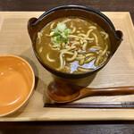 樂乃里 - 薬膳カレーうどん(\780)