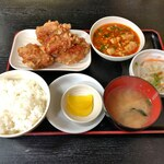 123756520 - ザンギ定食(B)