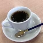 ダックコーヒー - ドリンク写真:試飲