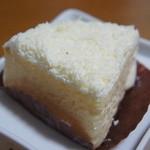tete - 里山ホワイトチーズケーキ400円