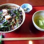 黄果報 - ラフテー丼