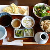 そば亭山彼方 - 料理写真:平日20食限定のそば亭ランチ1000円(税別)