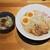 吉岡マグロ節センター - 料理写真:「鶏白湯ダイブめし付き」1,000円