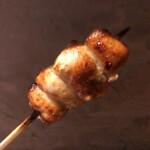 酒と炭焼 おかげさん - パンパンに弾けそうな焼きあげで噛むとぽんじり特有の旨味脂が拡がります