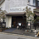 マークス カフェ&バイク - 外観写真:marksさん