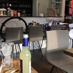 マークス カフェ&バイク - 内観写真:お邪魔します