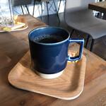 マークス カフェ&バイク - ドリンク写真:コーヒー