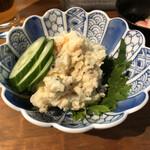 和食処 和心 - ポテサラがっこ