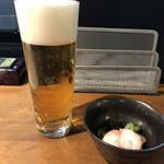 和食処 和心 - 生ビール