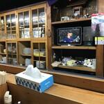きよし食堂 - カウンター