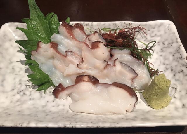 個室×蛸しゃぶ 紅れや 銀座コリドー店の料理の写真