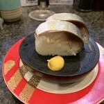 金沢まいもん寿司 - とろ鯖棒寿司