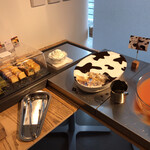 さかいキッチン - デザートコーナー