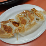 歓迎 - 料理写真:羽根つき餃子