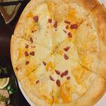 満腹厨房だぶる - 3種のピッツァ