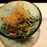 Umenohana - 豆腐サラダ