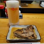 北の味心竹ちゃん - この煮魚があたたかみが感じられて美味(*´∀`)♪