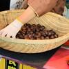 京丹波 - 料理写真:焼栗