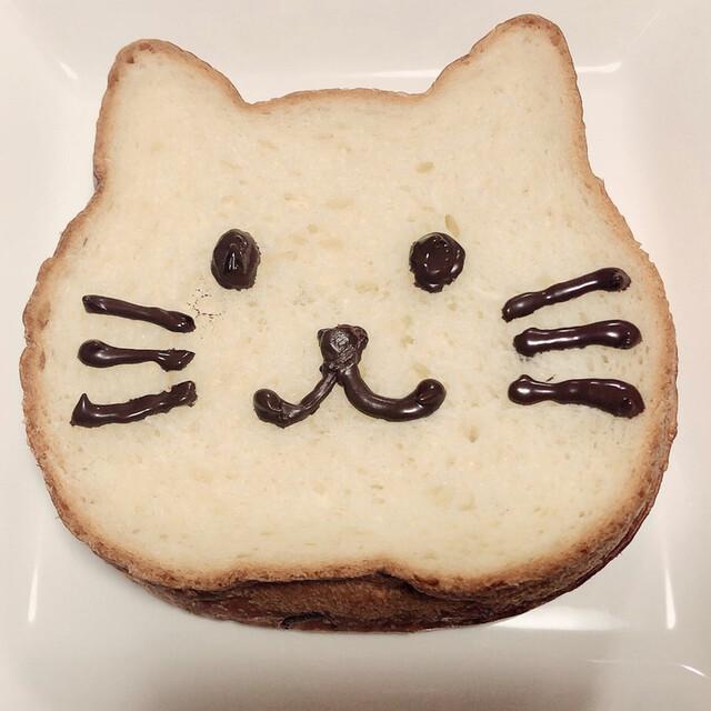静岡 ねこねこ 食パン