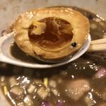 煮干し中華そば 一剣 - 味玉
