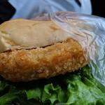 アサカベーカリー - 料理写真:牛肉コロッケ