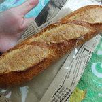 パニフィエ - ミニサイズの石窯フランスパン。美味しい( ゚v^ )