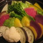 タイーム - 野菜のタジン鍋