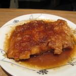 天神 わっぱ定食堂 - 鶏の生姜焼き