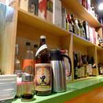 12379844 - 鹿児島の人が普段飲む焼酎は何ですかと尋ねたら、白金の露だという。こういう生の情報は嬉しい