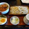 一花 - 料理写真:ミニソースカツ丼セット
