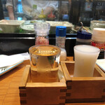 123791841 - やっぱり日本酒❤️にごり見ぃーつけた♬