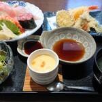 旬彩料理 小名浜 - 料理写真:寿司御膳 2091円