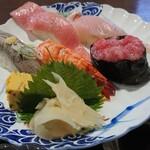 旬彩料理 小名浜 - にぎり寿司