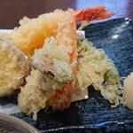 旬彩料理 小名浜 - 天ぷら
