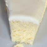 カフェベルニーニ - チーズケーキの断面