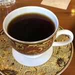 カフェベルニーニ - 本日のコーヒー=ボリビア@600円