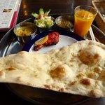 インド料理専門店 ケララハウス - ケララスペシャルセット(ランチ)