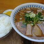 中華そば 山海 - 料理写真: