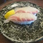 廻鮮寿司 かねき  - 料理写真:真鯛
